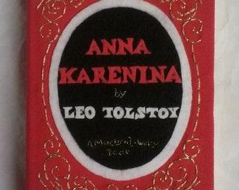 Anna Karenina Clutch Purse Art