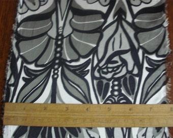 100% Silk Charmeuse Prints - Deadwood
