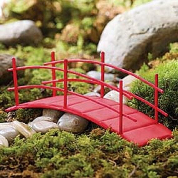 Unavailable listing on etsy for Zen garden bridge