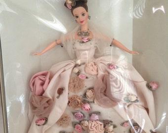 Barbie Doll, Antique Rose, Collectors Limited Edition, FAO Schwartz Floral Signature