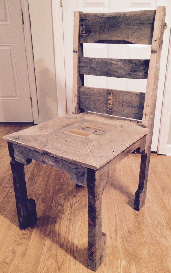 build dining room chairs high definition pics | Pallet Dining room chair by PaducahPallets on Etsy