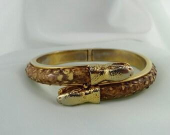 Vintage Snake Bracelet