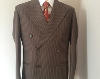 Reproduction 1940's men's suits