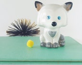 Vintage Ceramic Fox - Small