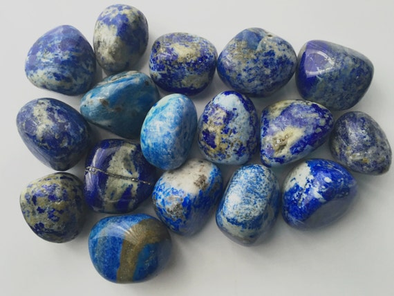 Lapis Lazuli Tumbled Stones - 61.1KB