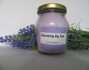 Serenity by Jen - Lavender - Scented Candle