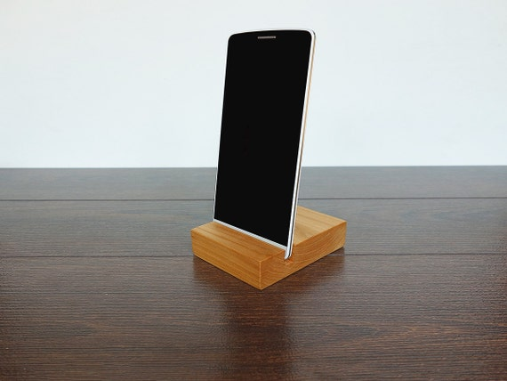 wooden iphone stand iphone stand wood iphone stand wooden iphone by 13326