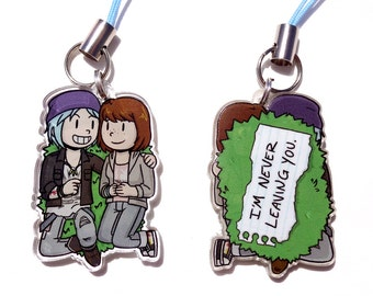 Pricefield Acrylic Charm - Life is Strange - Max Caulfield - Chloe Price