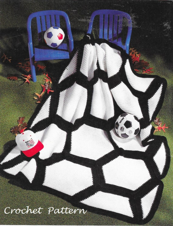 Soccer Ball Knitting Pattern : Crochet Pattern Soccer Ball