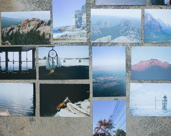 Mystery Set of 2 Photographs - 4x6 size