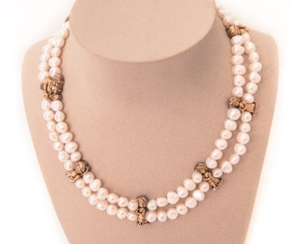 Pearl White Journey- Bridal Collection