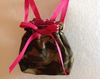 18 Inch Doll Back Pack, Doll Back Pack, Camo