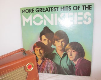 the monkees album more greatest hits of the monkees record