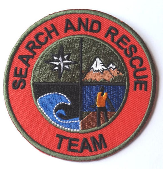rescue patch eBay