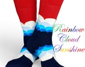 Zoraab Men's Socks (Free Shipping U.S and Canada)