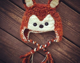 Mr. Fox Hat