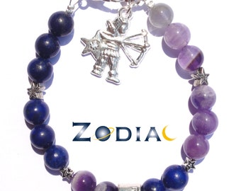 Sagittarius-Sagittarius-Zodiac-Sagittarius Pendant Bracelet Bracelet-Zodiac Pendant