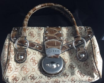 Guess New with tags Mini Satchel