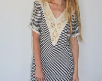 60's Vintage Mini Dress