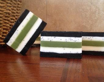Minty Clay Soap Bar