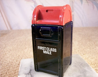 Vintage 1970's Avon First Class Mail Decanter