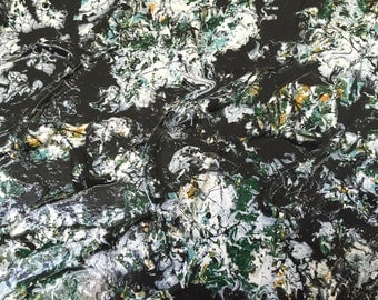 Abstract Original Contemporary Modern Painting 72 in x 36 in x 1.5 in
