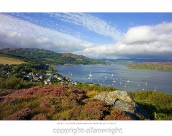 Tignabruaich and the Kyles of Bute
