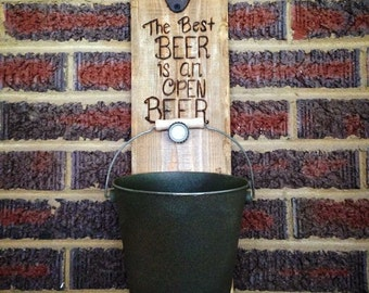 The Best Beer Is an Open Beer!