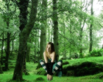 Photomanipulation - Tahl, Goddess of Spring