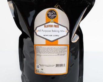 Gluten Free All Purpose Baking Mix