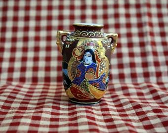 Japanese Miniature Vase
