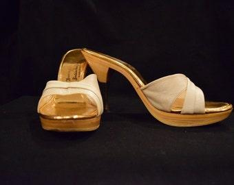 Vintage Stilettos Slide
