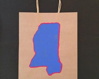 Mississippi Gift Bag - Ole Miss
