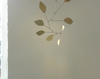 Mobile Art  Mid Century Style Hanging