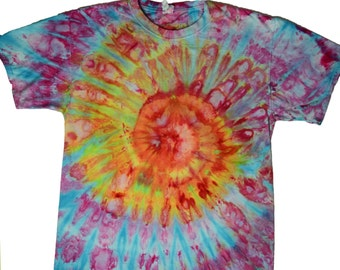 One Of A Kind Tie Dye Shirt Size L