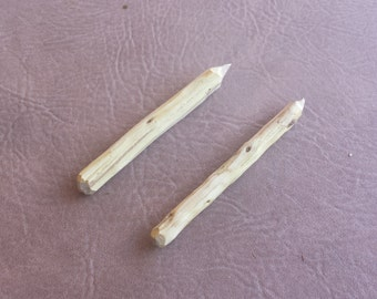 Extra Sage Spindles for Friction Fire Kit (2)