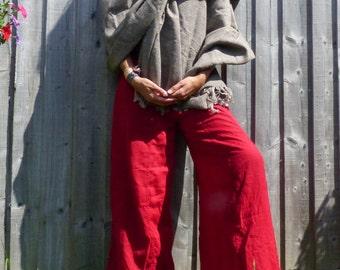Himalayan Yak wool shawl No. 2