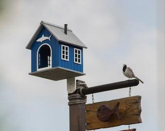 "Bird feeders ""Fisherman's house"""