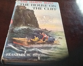 The Hardy Boys The House on the Cliff