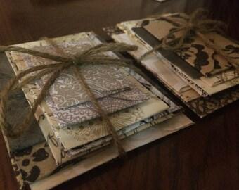 Mini Envelope Variety Pack- Set of 10