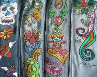 Art in Jeans