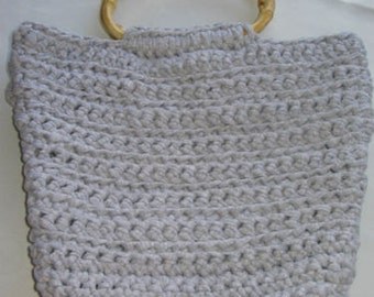 Crochet from textile yarn, new!