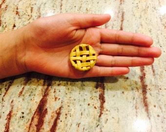 Apple Pie Charm