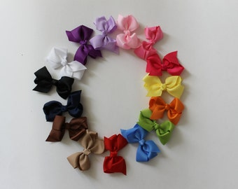 Set of 15 piece 3 inch bows