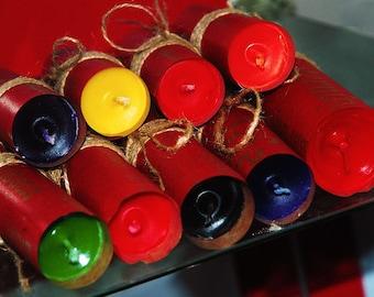 Wax Play Candles