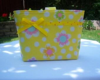 Girls Yellow Handbag