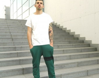 Soft cotton trousers