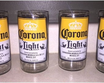 Corona glasses (4 pack)