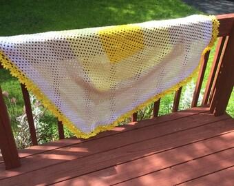SALE!!!! Sunburst Blanket