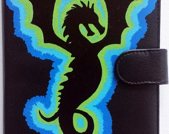 Dragon Silhouette 7th Generation Kindle Cover